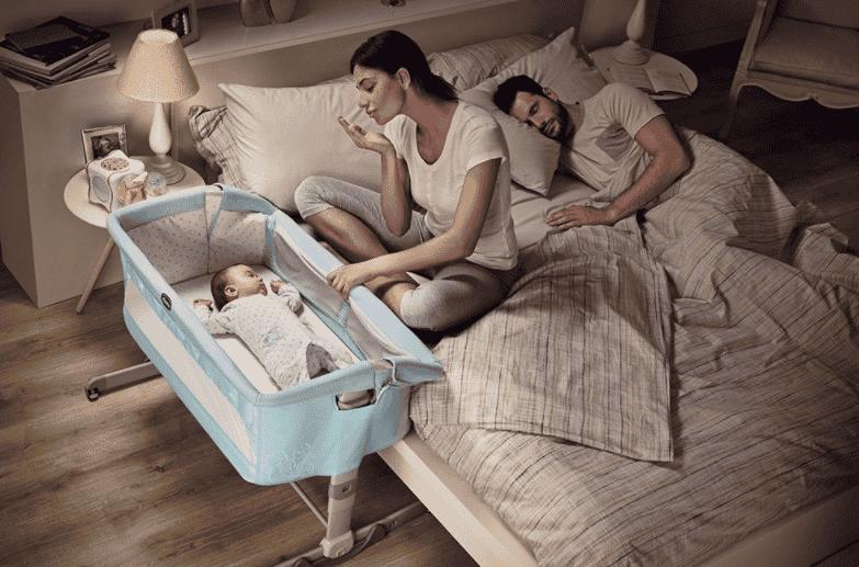 Berceau lit bébé cododo