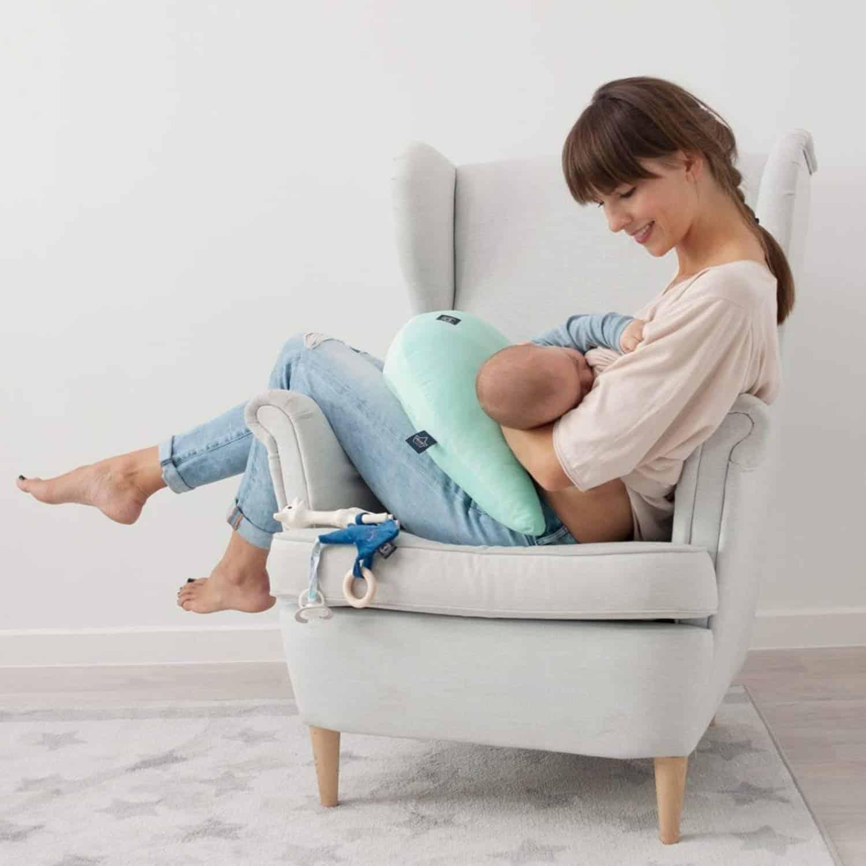 Coussin allaitement comment chosir le meilleur - Retour des couches pendant allaitement ...