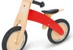 Apprendre le vélo avec une draisienne