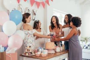 Idées organisation baby shower