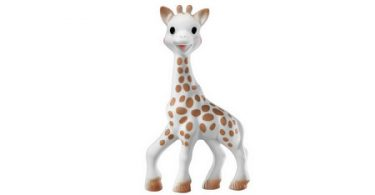 Succès de sophie la girafe