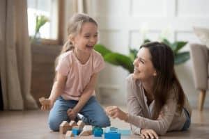 Confier enfants à nounou confiance