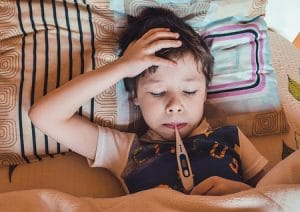 Tout savoir sur la congestion nasale chez l'enfant